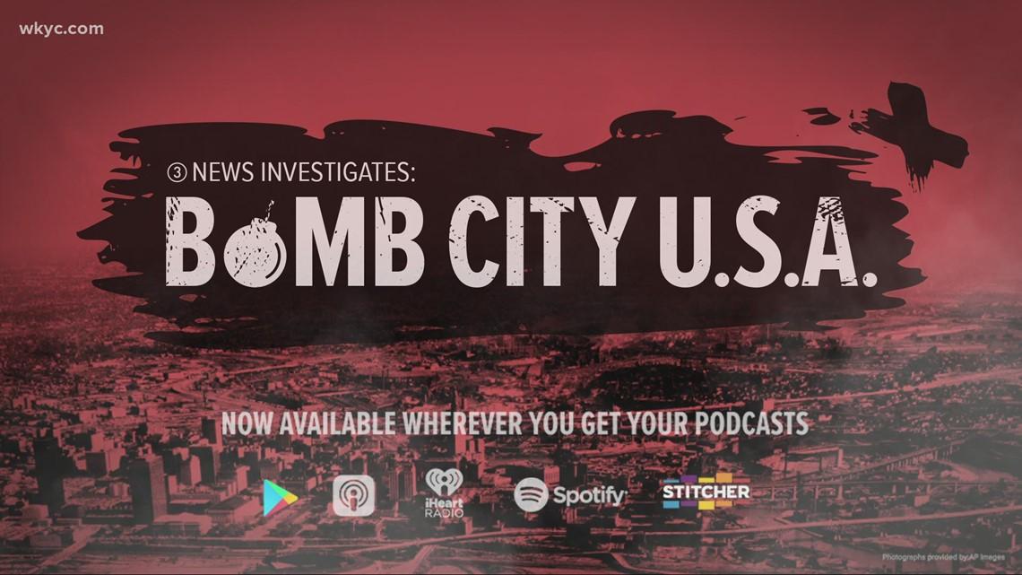Enjoy true crime? Check out 3News' new podcast: Bomb City, U.S.A.