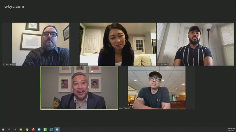 A Turning Point panel: Removing the stereotype in the AAPI community