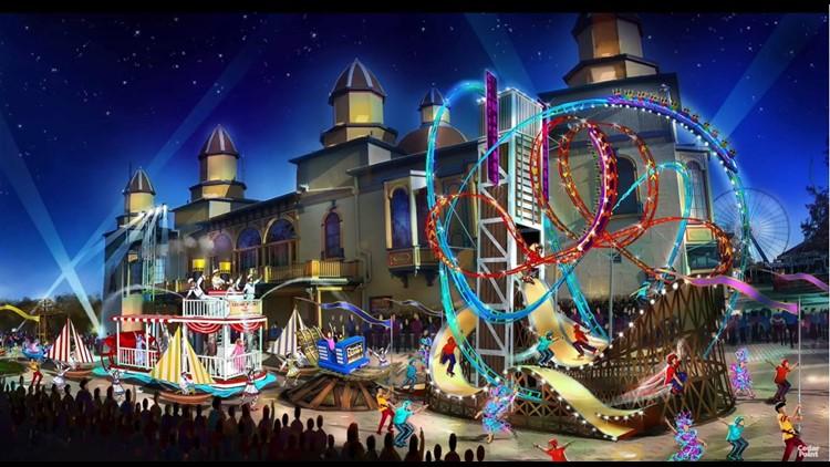 Cedar Point parade for 2020