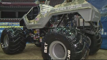 Monster trucks take over Cleveland for 2019 Monster Jam: What you can expect