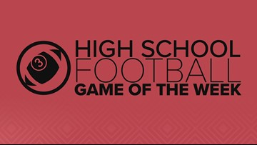 VOTE NOW | Choose where you want WKYC.com to go for our next High School Football Game of the Week!