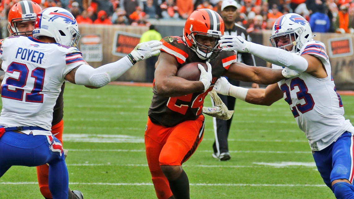 Can the Cleveland Browns overcome the false start to their season? Bud Shaw's You Said It