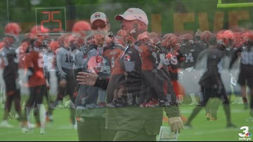 WATCH: Sights from Week 2 of the Cleveland Browns Organized Team Activities