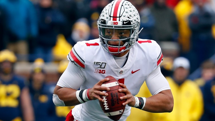 Report: Former Ohio State QB, NFL Draft prospect Justin Fields managing epilepsy