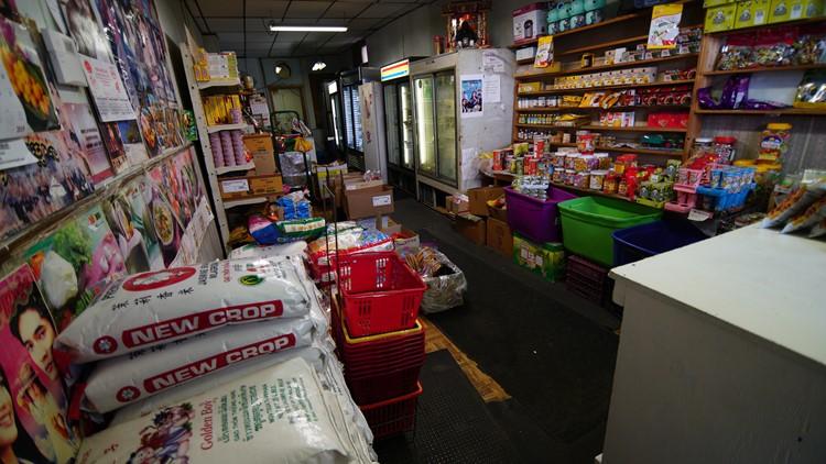 Dong Duong Market