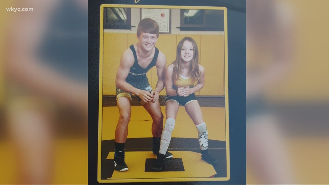 Breaking boundaries in wrestling: How an 11-year-old Perry girl is changing the game
