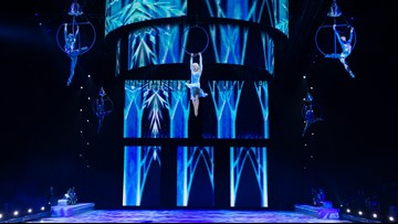 Flying high with the cast of 'Disney On Ice': See behind the scenes as the show visits Cleveland