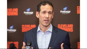Paul DePodesta has the same role but new accountability with the Cleveland Browns