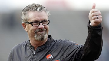 Gregg Williams never had much traction as the Browns' long-term answer -- Bud Shaw's Sports Spin
