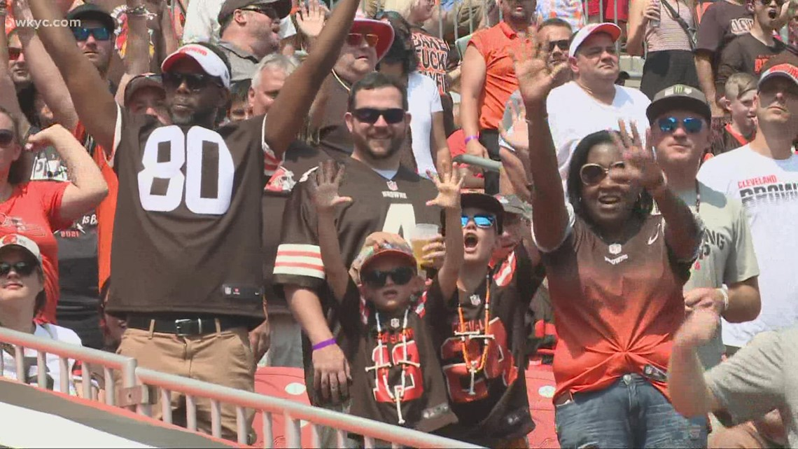 Nick Camino previews Browns' home opener against the Houston Texans