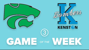 Mayfield vs Kenston to be featured as WKYC.com's High School Football Game of the Week