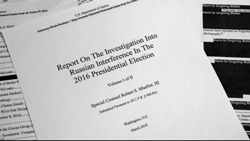VERIFY | Breaking down what's in the Mueller Report