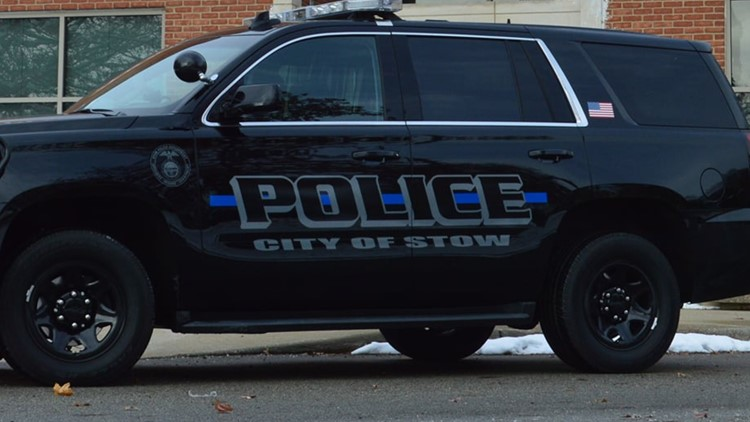 Stow officer injured in hit-and-run collision; police searching for suspect
