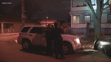 3-year-old boy injured by gunfire on Cleveland's west side, father arrested on weapons charges