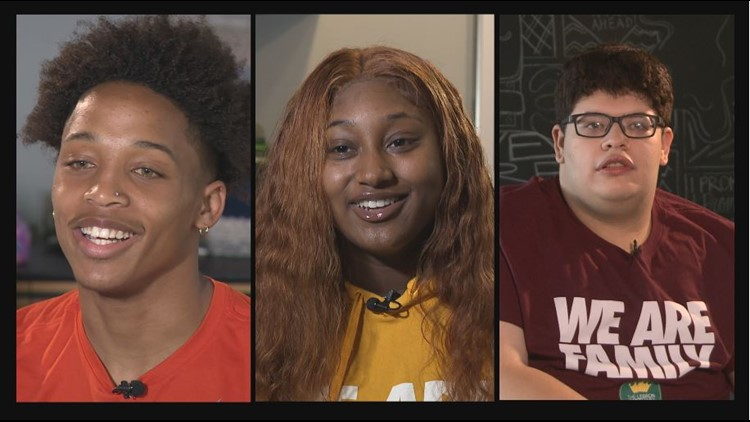 The Road to Graduation: 'I Promise' students overcome early challenges to create lasting success