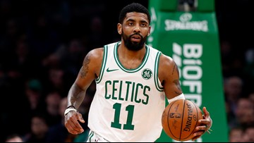 Former Cleveland Cavaliers star Kyrie Irving announces he'll sign with Brooklyn Nets