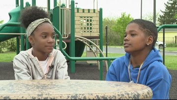 Lorain 4th graders create 'stay in school' music video