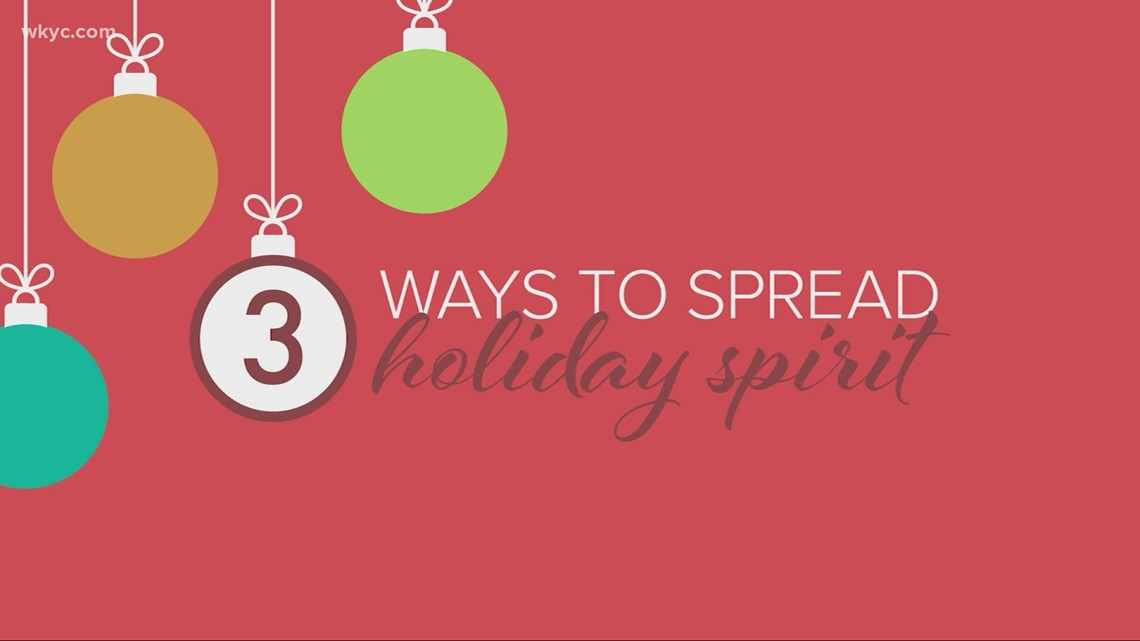 3News team shares what they're grateful for this year