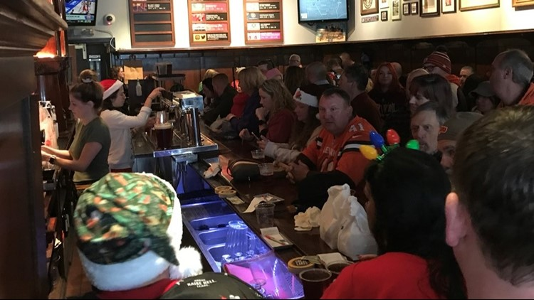Christmas Ale is back! Great Lakes Brewing Company holds First Pour celebration today: Guests required to prove COVID vaccination or negative test