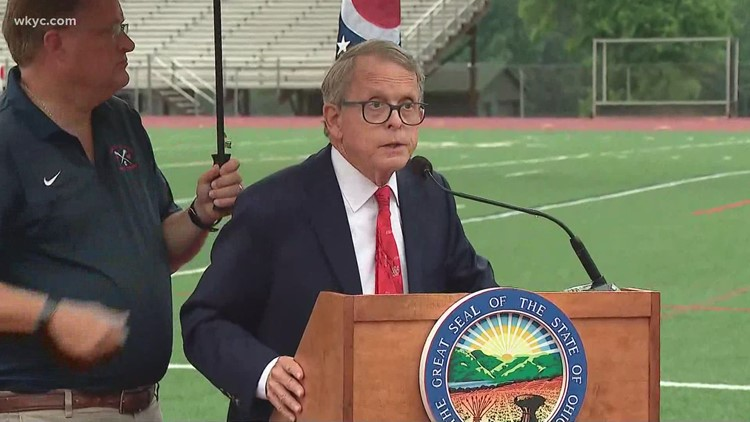 Gov. DeWine to announce pilot program to recruit 'highly-qualified' Ohioans into law enforcement jobs