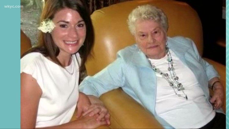 GO! for the Gold: 3News' Maureen Kyle honors special healthcare workers who cared for her grandma