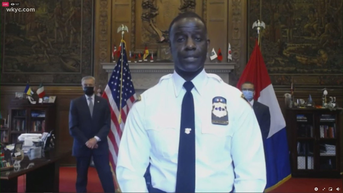 Cleveland Police Chief Calvin Williams says city is prepared for anything following Chauvin verdict