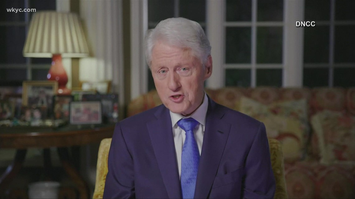 Bill Clinton in hospital with non-COVID infection, responding to treatment