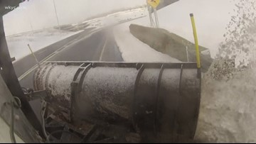How ODOT is fighting this weekend's winter blast in Northeast Ohio
