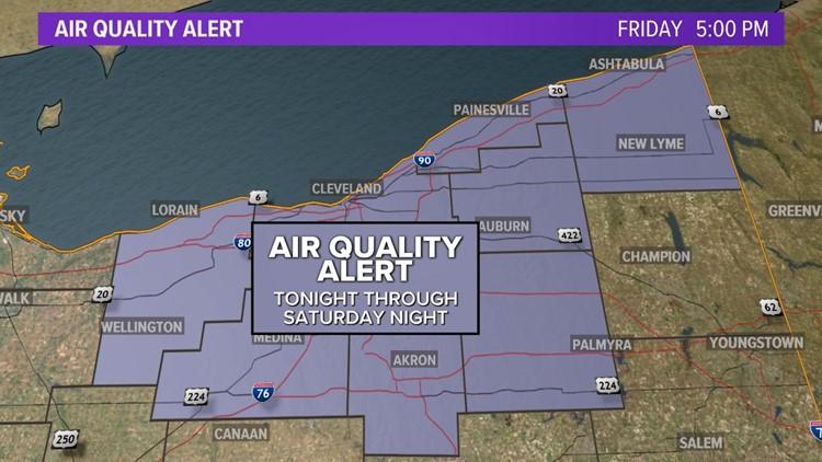 Air Quality Advisory