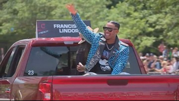 How long will Francisco  Lindor's love affair with Cleveland last? -- Bud Shaw's You Said It