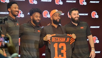 The Cleveland Browns will show early (and probably often) if they're ready for prime time -- Bud Shaw's Spin