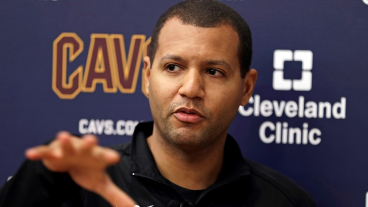 Koby Altman Cleveland Cavaliers general manager