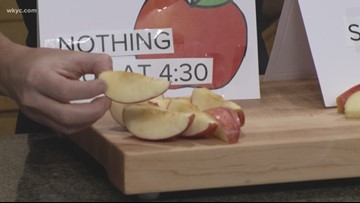 The best trick to stop apple slices from browning