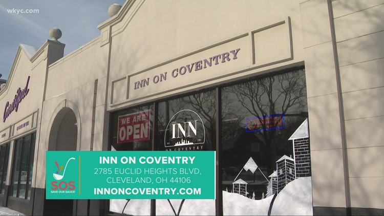 Save our Sauce: The Inn on Coventry