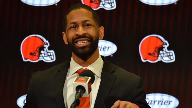 Andrew Berry finds more talent in his Browns return, and much more pressure to win: Bud Shaw's Sports Spin.
