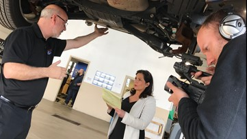 How not to get scammed by an auto mechanic; hear tips from an expert