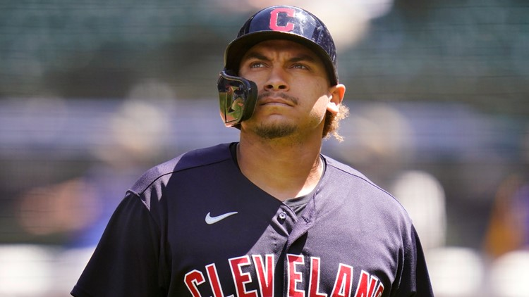 Cleveland Indians' Josh Naylor reveals why his walk-up music is Guns N' Roses: 'Beyond the Dugout' interview