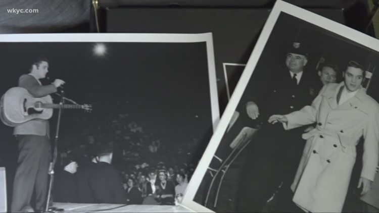 Cleveland Heights native remembers the night he covered Elvis Presley concert as a teenager