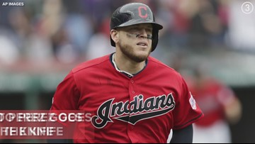 Cleveland Indians C Roberto Perez undergoes ankle surgery, expected to be ready by Spring Training