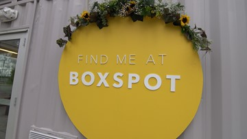 First Look: BoxSpot opens in Cleveland's Kinsman neighborhood