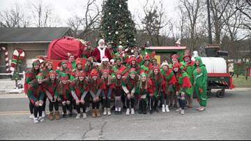 HARDWORKING CLEVELAND | Santa shares his secrets