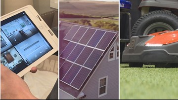 Tech takeover at the Home and Garden Show