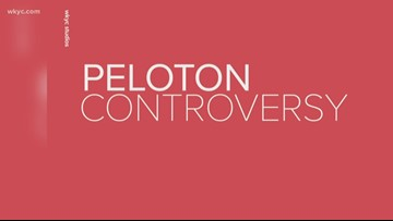 Peloton holiday commercial sparks controversy