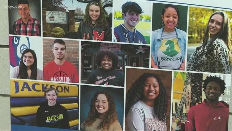 Stark County Schools mark Mental Health Awareness Week with unity video including 12 high schools
