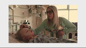 Team Balmert: 3rd open heart surgery for 2-year-old Ryann