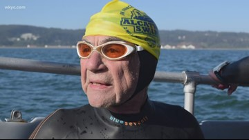 Swimming from Alcatraz, and the escape from dementia