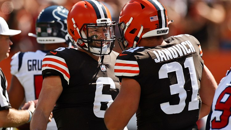 Mike Polk Jr.'s Take: It wasn't a pretty win for the Browns, but it was still a win
