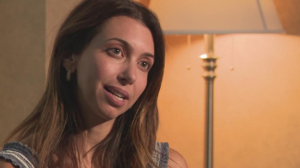 Jennifer Sherman speaks with Sara Shookman as BCI takes over Aliza Sherman murder investigation