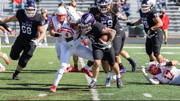 Josh Petruccelli carving own niche in Mount Union history books