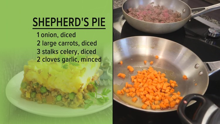 Comfort Food Friday: How to make shepherd's pie with this Whole30 recipe